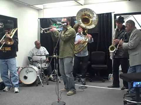 Preservation Hall Jazz Band-Go to the Mardi Gras