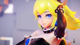 "MMD Bowsette dance ""Classic"" Extended ver. 60fps"