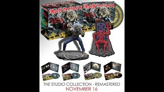 Iron Maiden CD reissue sets, remasters/figures/patch and more NOTB/Killers and more..!