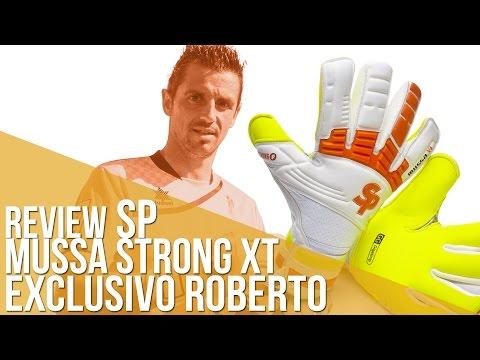 Hoy es un gran día. Hoy lanzamos uno de los modelos más espectaculares en cuanto a diseño y prestaciones de los guantes de Soloporteros. Ya podéis adquirir el guante Mussa Strong exclusivo...