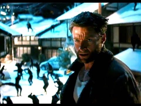 The Wolverine - Japanese Trailer (HD) Hugh Jackman