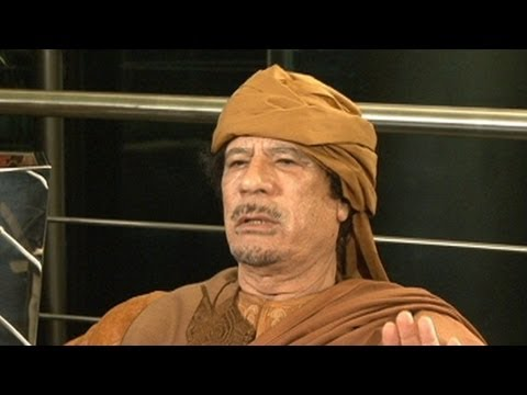 Troops Come Home, Gadhafi's Last Fight