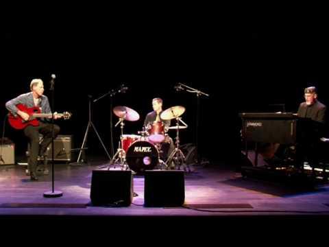 Michel Benebig, Bruce Forman, Andrew Dickeson - St Thomas -