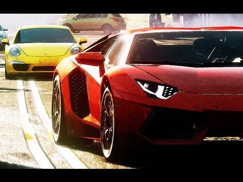 MOST WANTED - Need For Speed music video