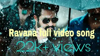 RAVANA||JAI LAVA KUSA MOVIE||VIDEO SONG
