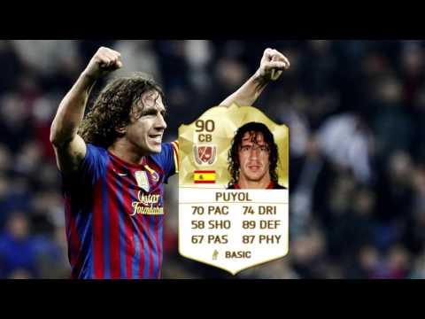 Каким был бы Пуйоль в FIFA 16