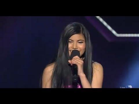 Marlisa Punzalan - Week 1 - Live Show 1 - The X Factor Australia 2014 Top 13
