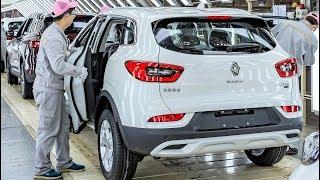 2019 Renault Koleos And Kadjar Production In China