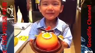 抖音 Goodlife channel 娱乐分享 大胃王 饭饭吃西安 daweiwang , king of the eaters 泡面可以这样吃 #001