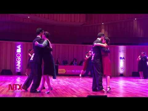 Invade cultura del tango a la capital de Argentina con su Festival y Mundial anual