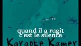 Jean Sylvain Akouala''DERNIER MOT''by JaD voc Karaoke