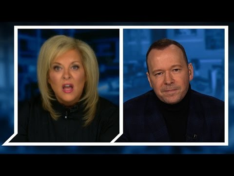 Nancy Grace debates Donnie Wahlberg over 'Making a Murderer'