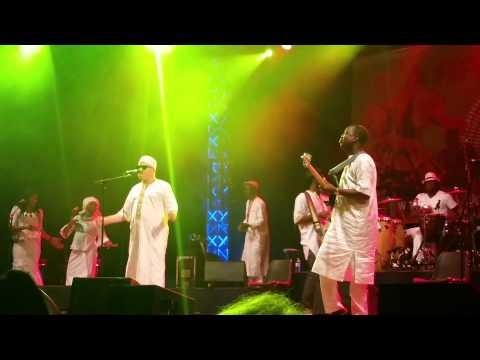 Salif Keita at Africa Festival Vienna, Austria 2015 2 of 2