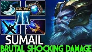 SumaiL [Zeus] Brutal Shocking Damage Epic Killing Machine 7.21 Dota 2