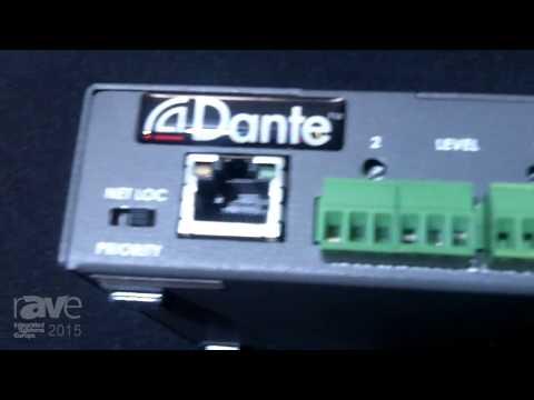 ISE 2015: Stewart Audio Reveals Compact Dante Amplifiers