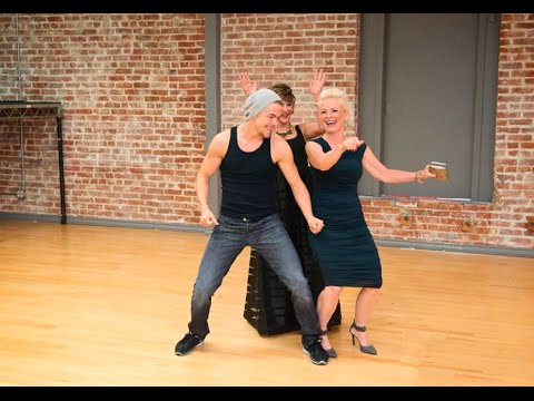Derek Hough & Mark Ballas' Mothers - Marriann & Shirley - Styling Video/Photo Shoot for DWTS Finale!