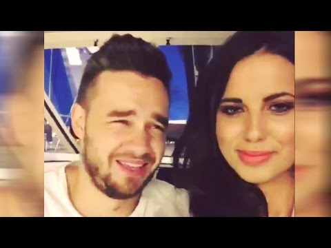 Liam Payne & Sophia Smith Jokingly Breakup on Instagram Video!