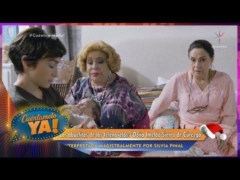 Las abuelitas más famosas de las telenovelas | Cuéntamelo YA!