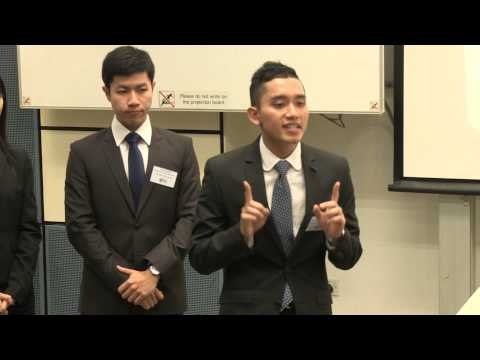 HSBC Asia Pacific Business Case Competition 2013 - Round1 D4 - NUS