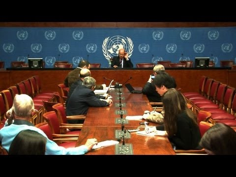UN's Annan urges Syrian army withdrawal by April 10