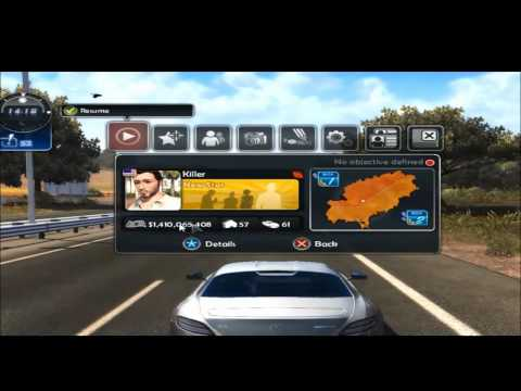 Test Drive Unlimited 2 Money hack (HD 720p)