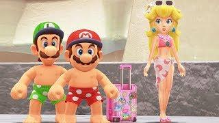 Super Mario Odyssey - Mario & Luigi Walkthrough Part 8