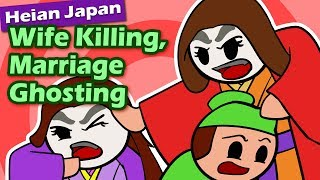 Marriage in Early Japan (...was it legal to KILL your wife?)   History of Japan 41