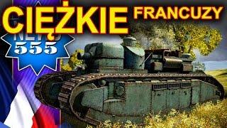 Nowe ciężkie Francuzy? - NEWS - World of Tanks