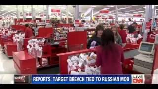 Target Hacking: KAPTOXA Russian Mafia Cyber Crime Coding Malware Viral Organized Breach