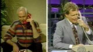 David Letterman's Tribute to Johnny Carson 3