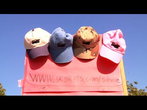 SK8RATS VX1000 Hats Commercial