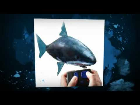 Air Swimmers RC Shark