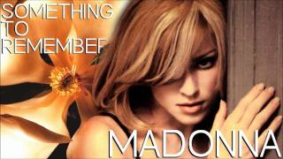 Watch Madonna Something To Remember video