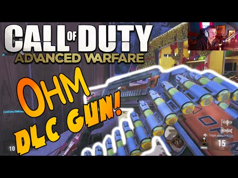 *NEW* 0hm DLC Gun Gameplay! (Call Of Duty: Advanced Warfare) w/TBNRkenWorth