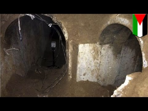 Israel vs Palestine: Hamas has built network of tunnels to infiltrate into Israel