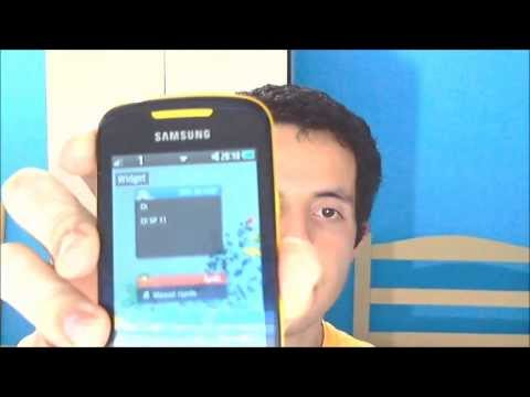 How To Sim Unlock Samsung Corby Ii S3850 video