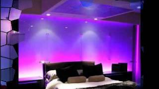 Bedroom LED lighting 1