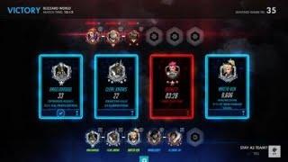 Blizzard World Zenyetta win feat. Cleafknows & MastaKen #overwatch#ps4share