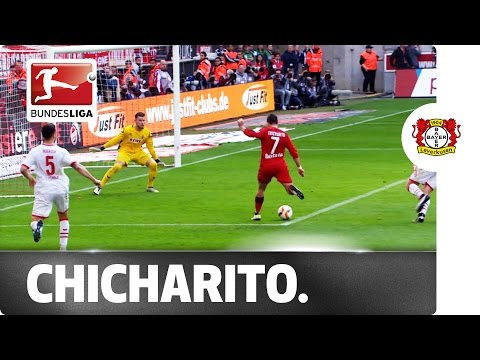 Javier Hernandez Keeps Scoring – Chicharito Bags 16th Goal of the Season in Rhine Derby