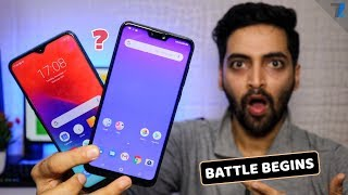 Asus Zenfone Max Pro M2 vs Realme U1 - Camera,Battery,Performance, Display & More