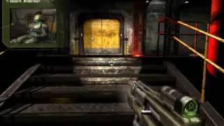 Quake 4 - PC - Air Defense Bunker