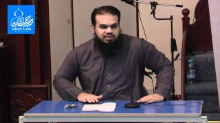 The Ettiquettes Of The Student Of Knowledge - Dr.Ahsan Hanif (Ep.1)