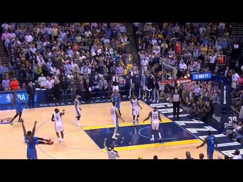 Oklahoma City Thunder's Top 10 Playoff Plays