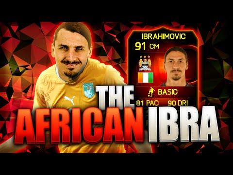 STRIKER TIF TOURE THE AFRICAN IBRAHIMOVIC! FIFA 15 ULTIMATE TEAM