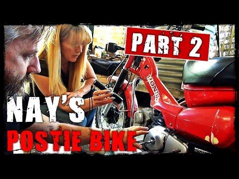 Nays Postie Bike Part 2