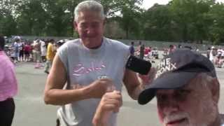 Salsa en Orchard Beach con Mi gente  -   Dj Carlos y  Cisco  video por Jose Rivera 2013