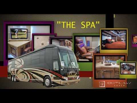 2013 Prevost Luxury RV for Sale at Motor Home Specialist (H3-45 Quad)