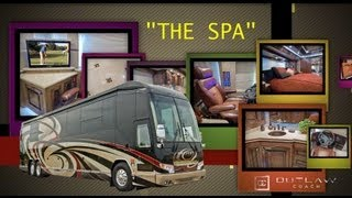 2013 Prevost Luxury RV for Sale at Motor Home Specialist (H3-45 Quad) The Spa