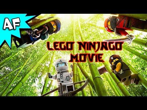 Lego Ninjago Movie Animation With All 2017 Sets