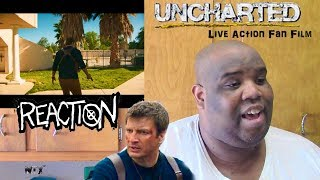 Uncharted : Live Action Fan Film - NTX React's